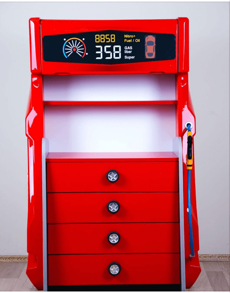 Racing Car Chest of Drawers