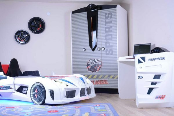 Racing Car Beds