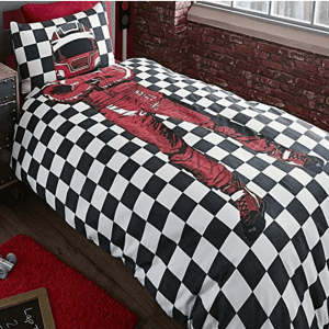 Racing Car Bedding Set