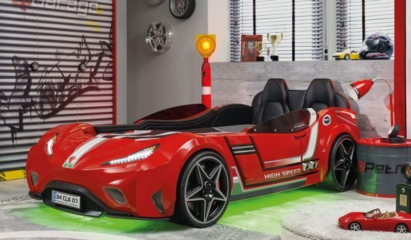 Cilek Gts Red Car Bed Red Racing Car Beds Free Uk Delivery
